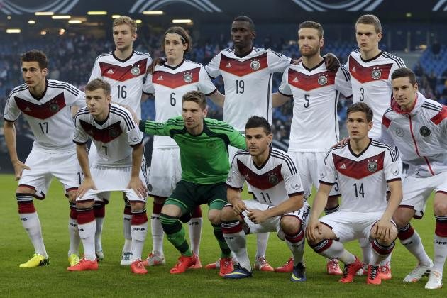 Germany vs. Poland: Live Player Ratings