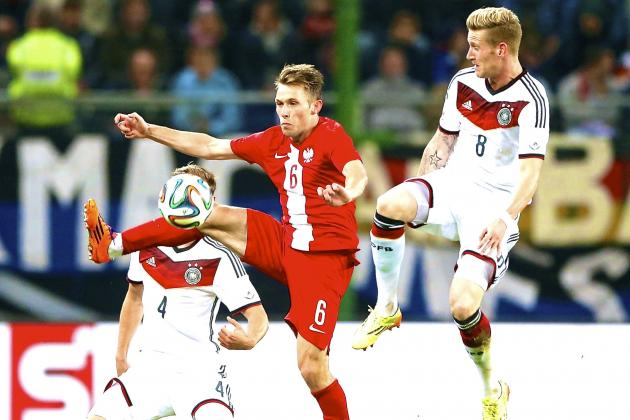 Germany vs. Poland: International Friendly Score, Grades and Post-Match Reaction