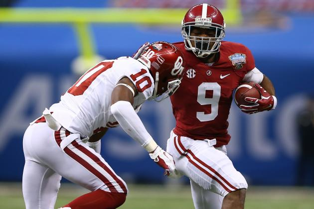 Alabama Football: Breaking Down Amari Cooper's Place on 2015 NFL Draft Big Board