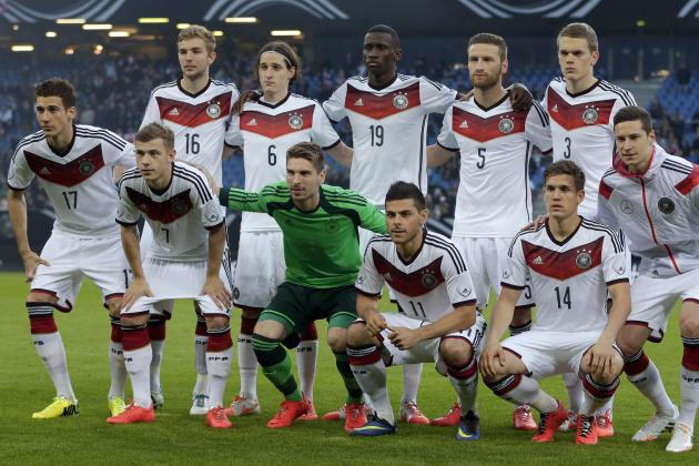 Germany's Youngest-Ever Team Impresses as Low Gives Fans a Glimpse of the Future