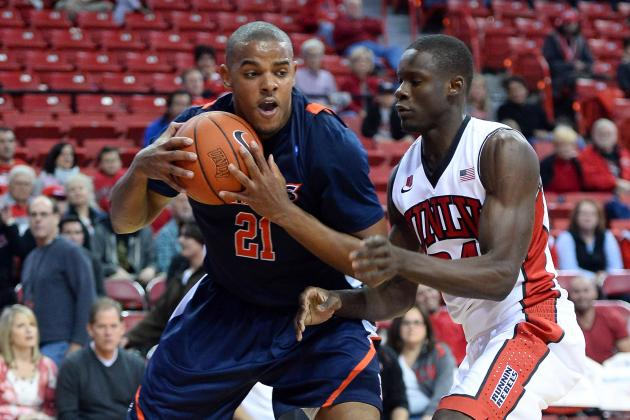 UNLV Power Forward Demetris Morant to Transfer