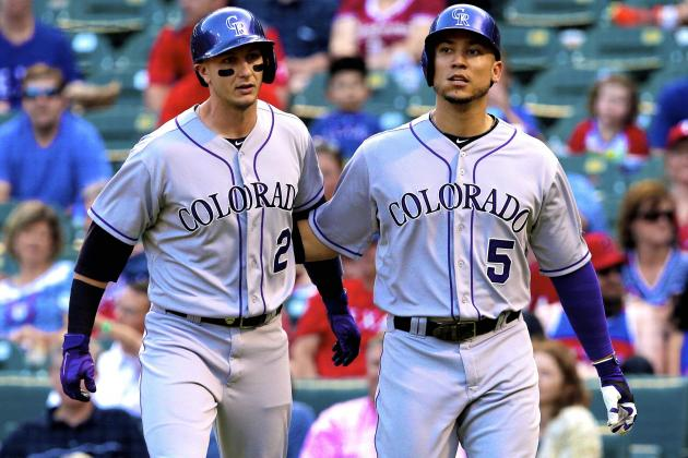 How the 2014 Colorado Rockies Offense Has Become MLB's Best