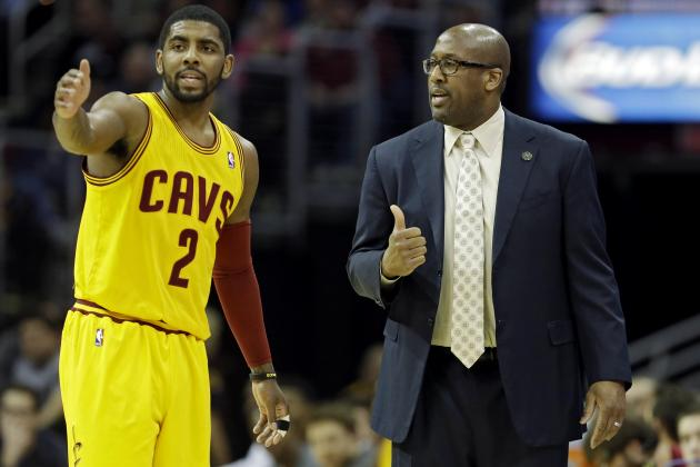 Kyrie Irving Was Not Consulted on Cleveland Cavaliers Firing Mike Brown