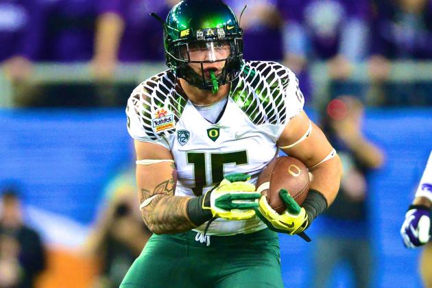 Is Colt Lyerla Worth the Risk as an NFL Undrafted Free Agent?