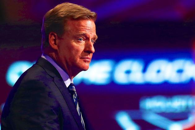 NFL Reportedly to Renegotiate Drug Policy, Reduce Marijuana Punishments