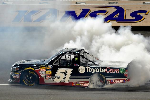 NASCAR Truck Series at Charlotte 2014: Full Schedule, Standings and Preview
