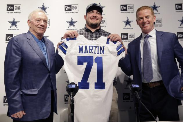 The Dallas Cowboys Quietly Have Built 1 of the NFL's Best Offensive Lines