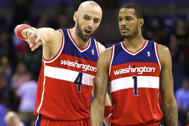 Report: Washington Wizards Want to Re-Sign Marcin Gortat, Trevor Ariza