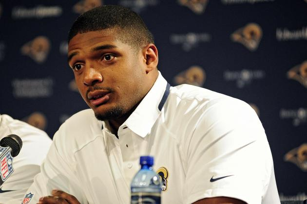 "Michael Sam: ""I'm Blessed"""