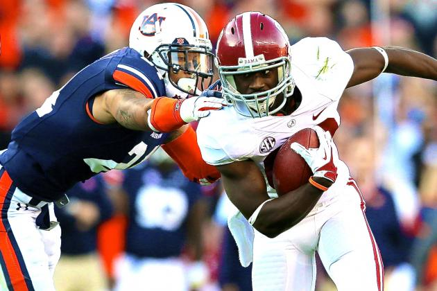 Is Auburn or Alabama Better Set Up for a National Championship Run in 2014?