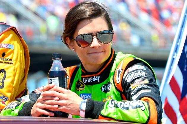 Is Danica Patrick Finally Becoming a Legitimate NASCAR Sprint Cup Driver?