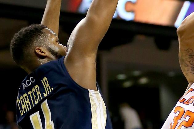 Robert Carter's Transfer Hinders Georgia Tech's Rebuilding Effort