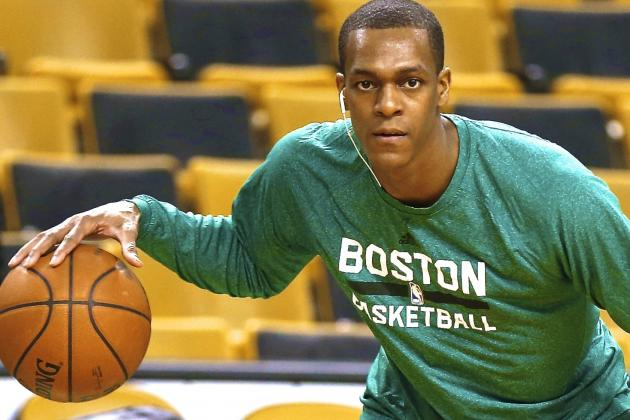 Rajon Rondo Wants to Be Consulted on Boston Celtics' Offseason Plans