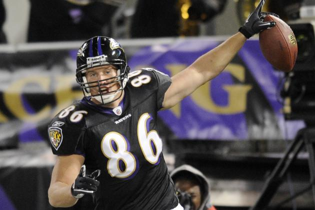 Todd Heap to Be Inducted into Baltimore Ravens Ring of Honor