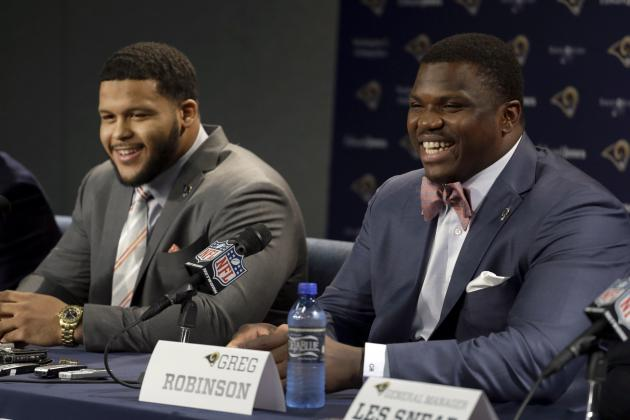 What's Next for Rookies and Personnel Departments Now That the Draft Is Over?