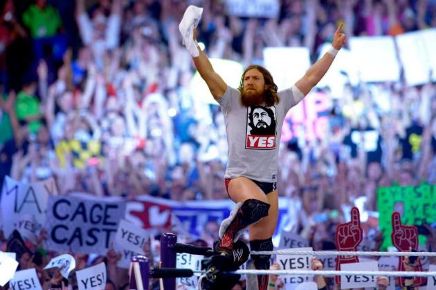 Booking Daniel Bryan and the WWE World Heavyweight Championship Until WM 31