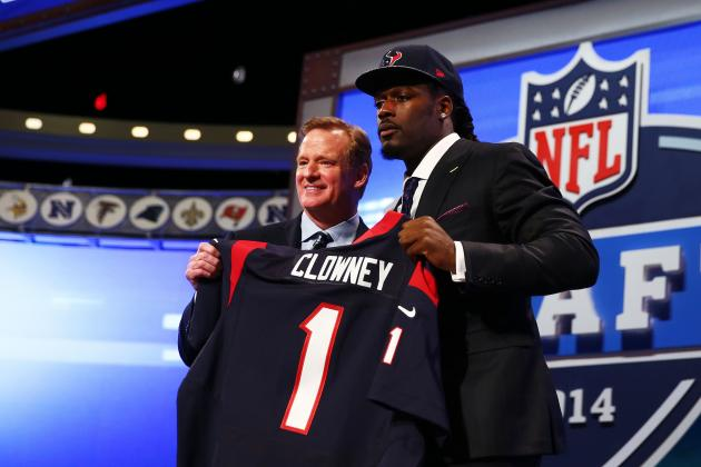 NFL Draft 2014: Final Review of Each Franchise's Overall Grades