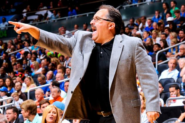 Stan Van Gundy to Pistons: Latest Details, Analysis and Reaction