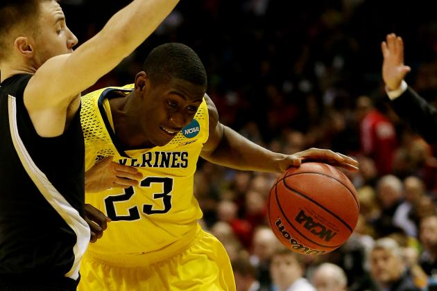 Michigan Guard Caris LeVert's Injury Will Test His Leadership Skills