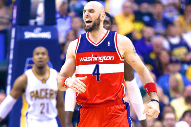 Wizards vs. Pacers: Game 5 Score and Twitter Reaction from 2014 NBA Playoffs