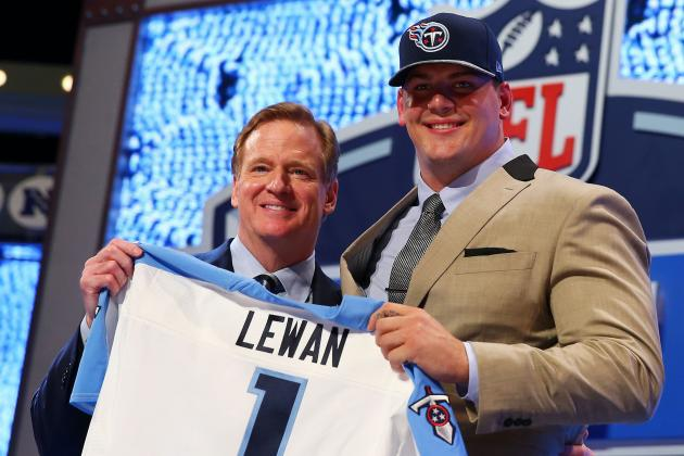 NFL Draft Grades 2014: Scoring Results of Each Team's Rookie Class