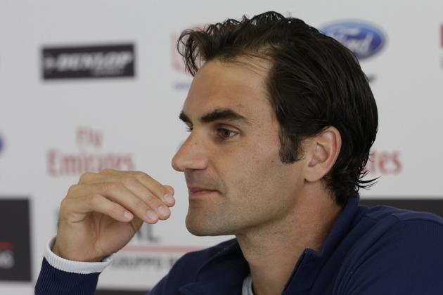 Roger Federer's Quick Return at Rome Masters Bodes Well for Rest of 2014 Season