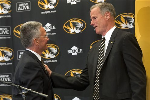 Missouri's Anderson Adds Former Assistant Loos