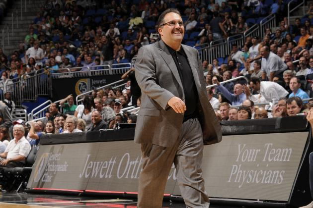What's Golden State Warriors' Plan B After Whiffing on Stan Van Gundy?