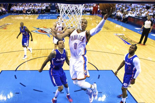 Clippers vs. Thunder Game 5: Live Score, Highlights and Reactions