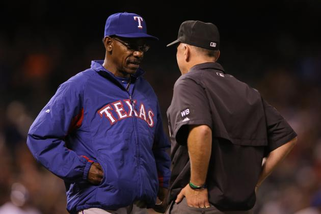 Yet Another Pitching Injury Forces Rangers into Delicate Spot with Staff