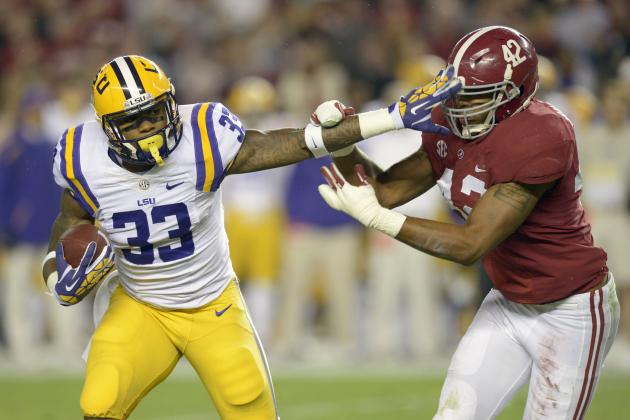 Alabama Football: Crimson Tide's Entitled Season Turns into Entitled Draft