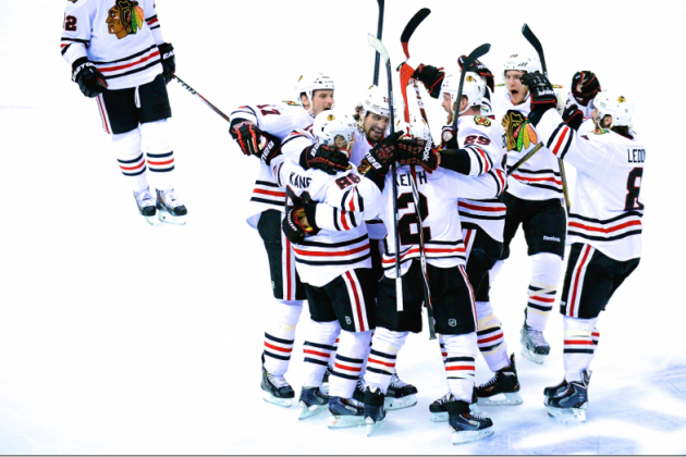 Blackhawks Stars Hitting Their Stanley Cup Stride as Chicago Eliminates Wild