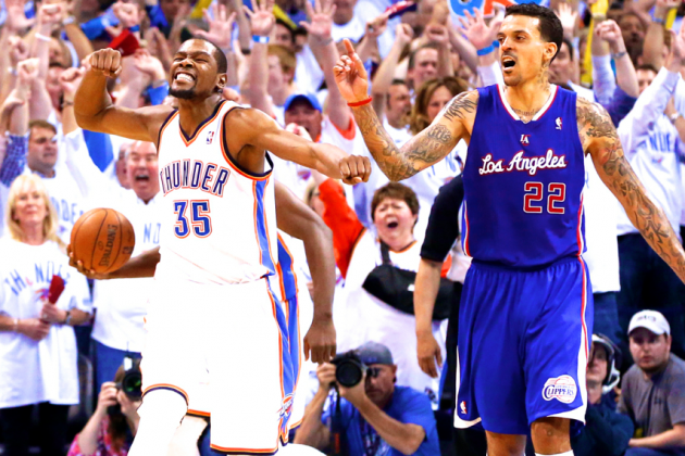 Anatomy of OKC Thunder's Miracle Comeback vs. LA Clippers