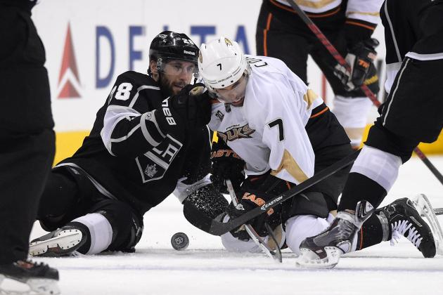 NHL Playoff Schedule 2014: Latest 2nd-Round Bracket Predictions and TV Info