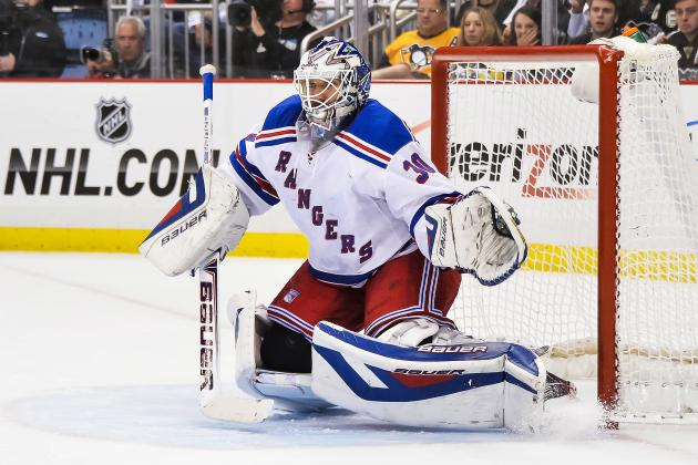 New York Rangers' Henrik Lundqvist Shows Hockey World Why He Is Called King