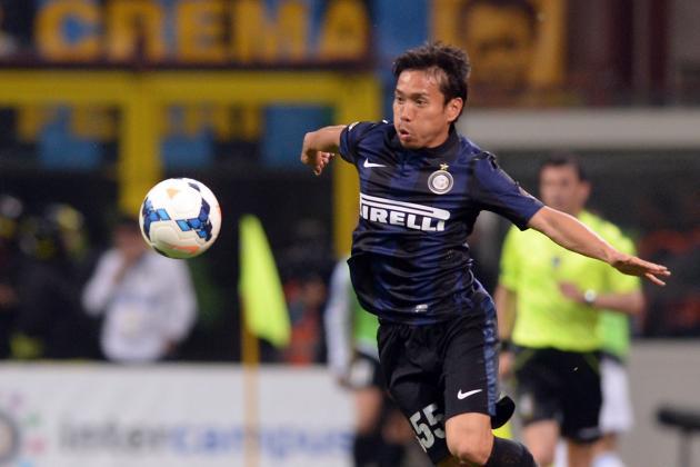 Nagatomo: 'I've Improved Thanks to Mazzarri'