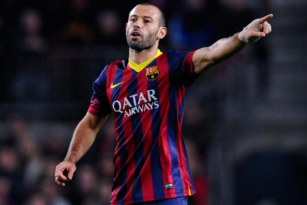 Liverpool Transfer News: Javier Mascherano Sparks Return Talk, Agents Seek Move