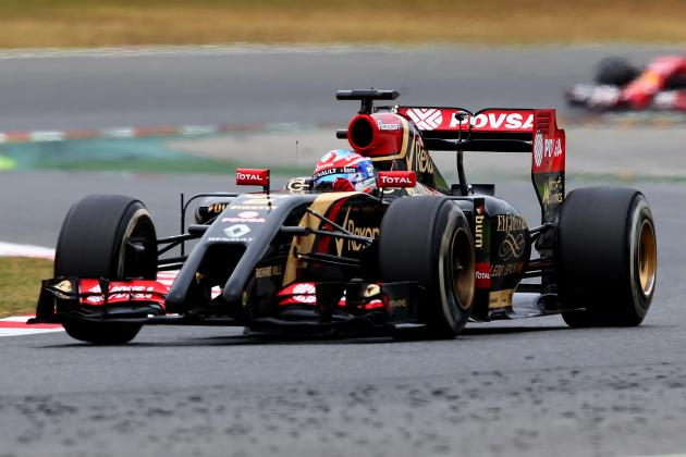 How Lotus Recovered from Testing Nightmare to Score First Championship Points