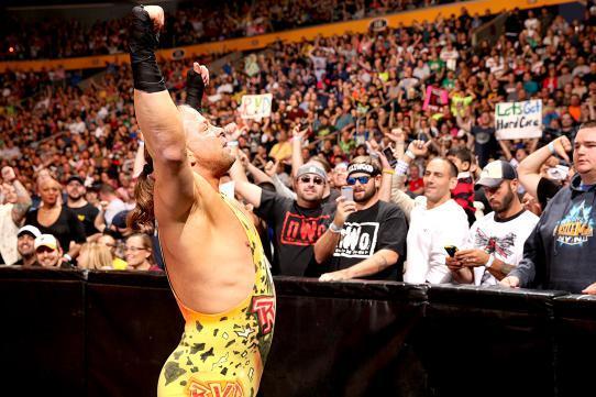 WWE Payback 2014: Fringe Stars Who Will Make Big Statement