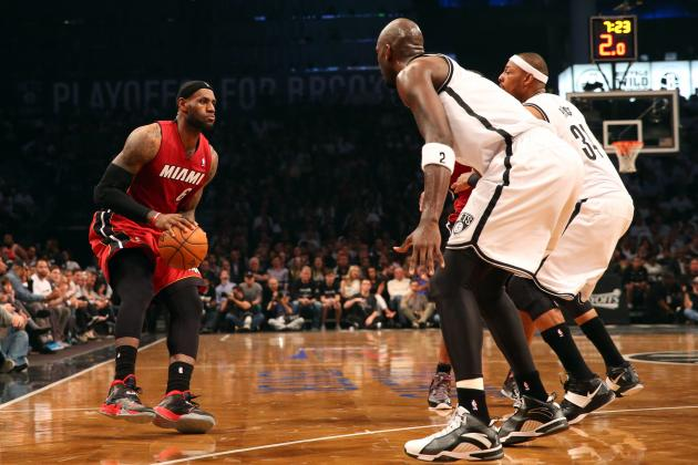Brooklyn Nets' Blueprint to Beat Miami Heat Is Too Little, Too Late