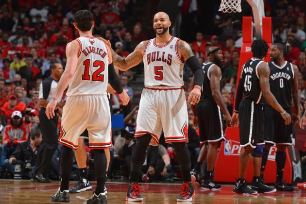 Players the Chicago Bulls Should Let Go This Offseason