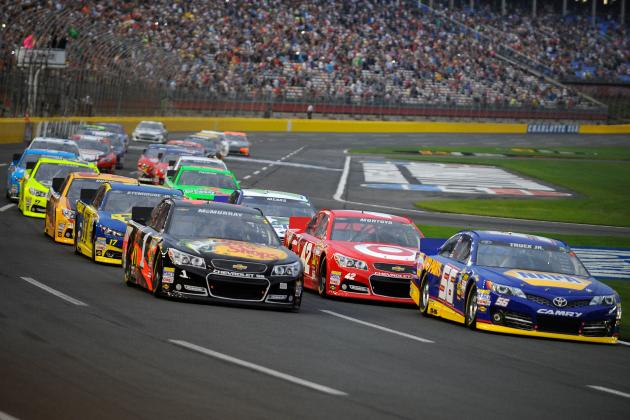 NASCAR Sprint Showdown 2014: Start Time, Lineup, TV Schedule and More