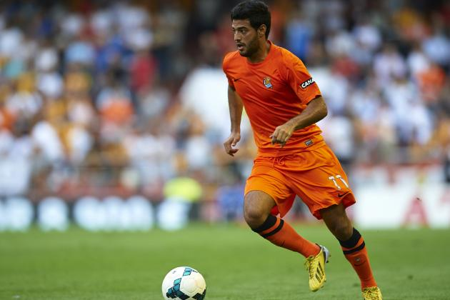 Arsenal Transfer Rumours: Carlos Vela Buy-Back Clause Activated by Gunners