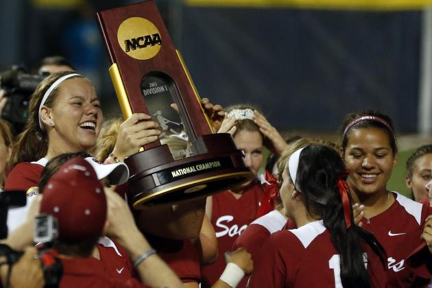 NCAA Softball Championships 2014 Bracket: Schedule, Matchups and More