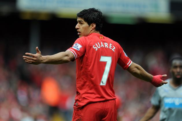 Liverpool Transfer News: Luis Suarez Denies Real Madrid, Barcelona Exit Clause