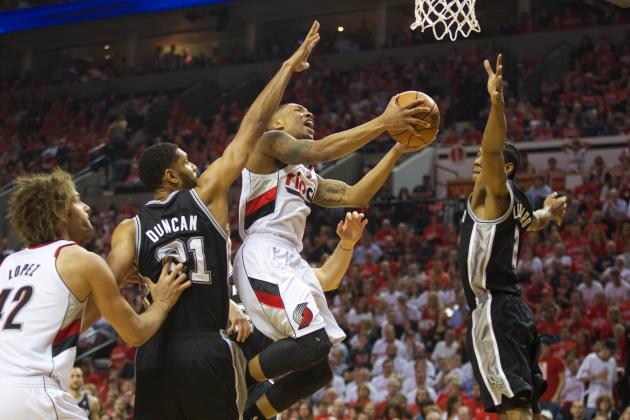 NBA Playoffs 2014: Updated Bracket Odds for Wednesday's 2nd-Round Matchups
