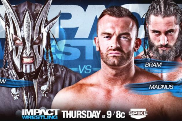 TNA Impact Wrestling: Complete Preview, Rumors, News and More for May 15