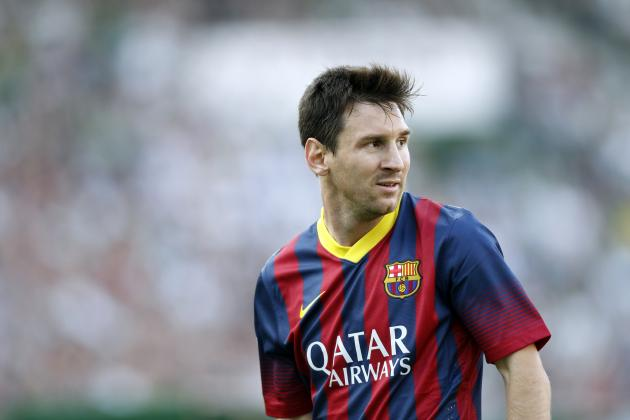 Lionel Messi Talks World Cup, Diego Simeone, Atletico Madrid and Tito Vilanova