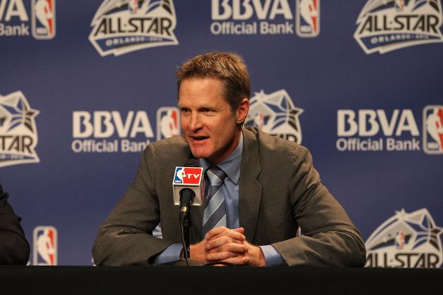 Report: Steve Kerr Closing In on Final Decision Between Knicks and Warriors