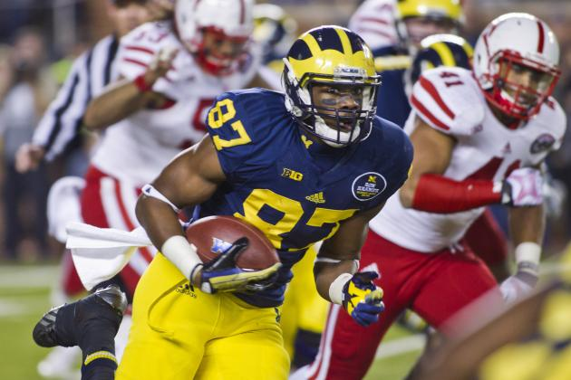 Michigan Football: Analyzing Where Devin Funchess Falls on 2015 NFL Draft Boards